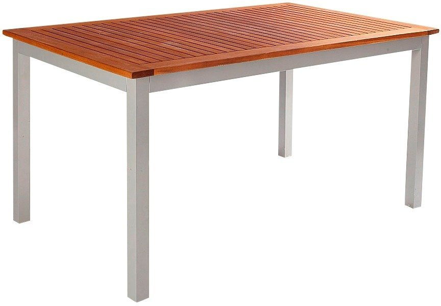 gartentisch monaco akazienholz 150x90 cm braun online. Black Bedroom Furniture Sets. Home Design Ideas