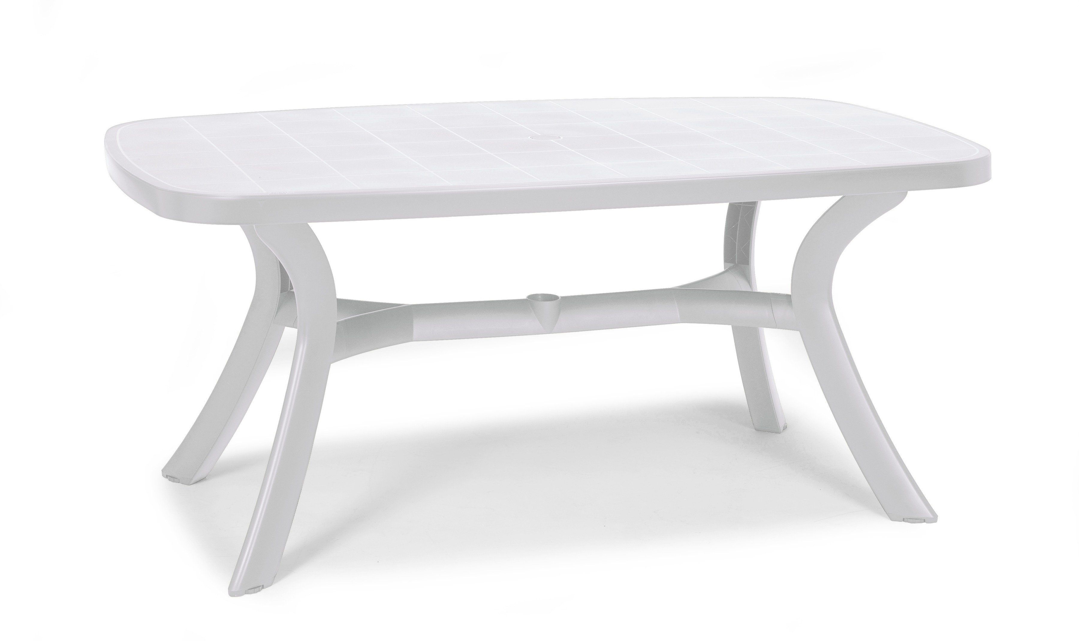Best Gartentisch »Kansas«, Kunststoff, 192x105 cm