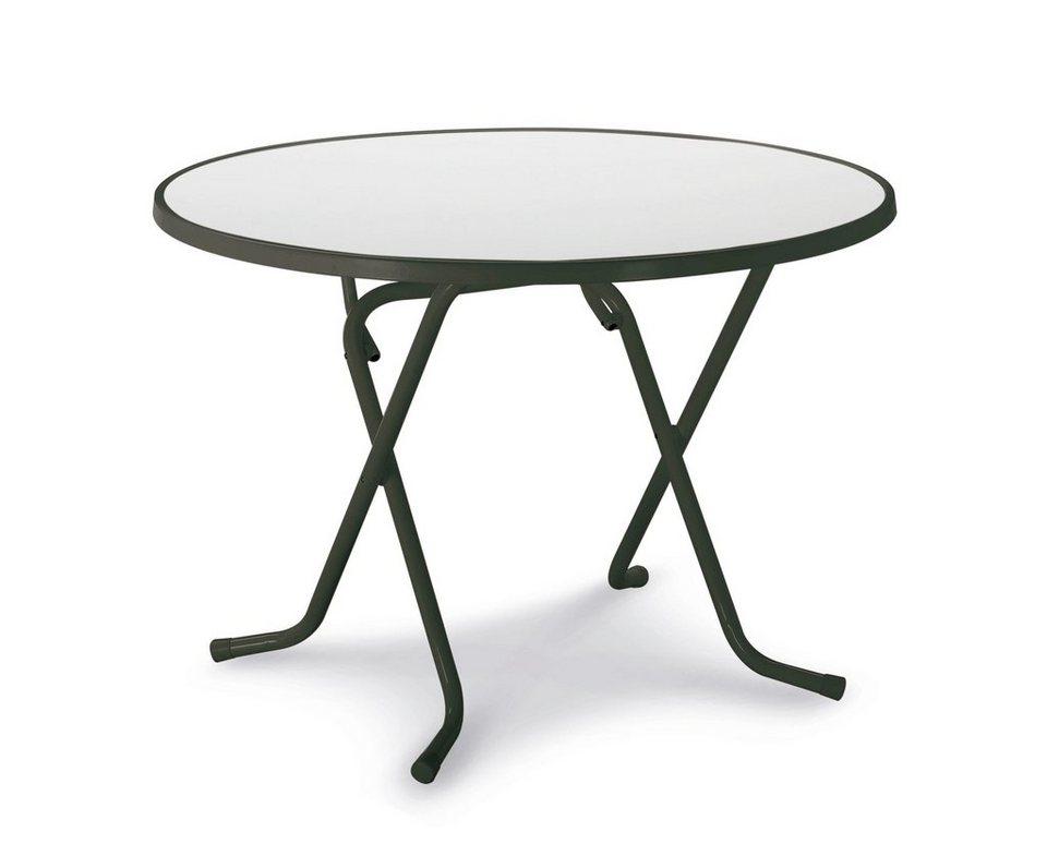 Tisch in anthrazit