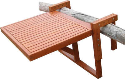 Balkonhängetisch obi  Gartentisch online kaufen » Holz, Alu & Metall | OTTO