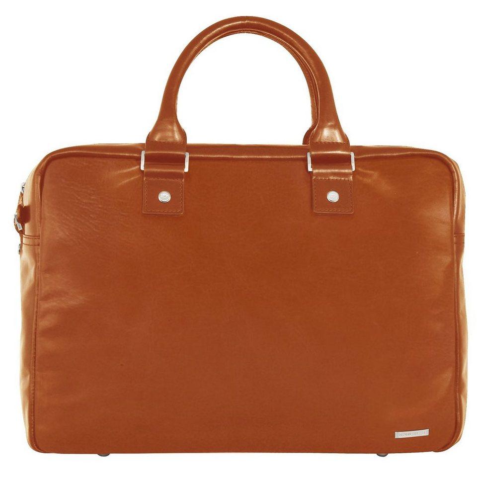 Braun Büffel Braun Büffel Texas Businesstasche Leder 41 cm Laptopfach in cognac