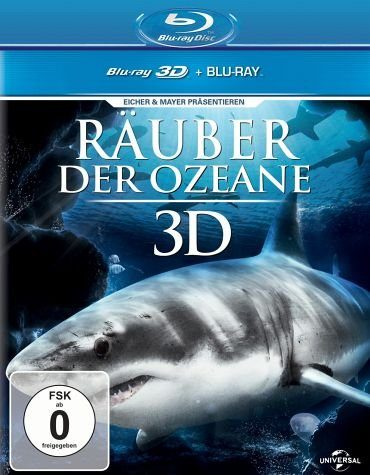 Blu-ray »Räuber der Ozeane 3D (Blu-ray 3D)«