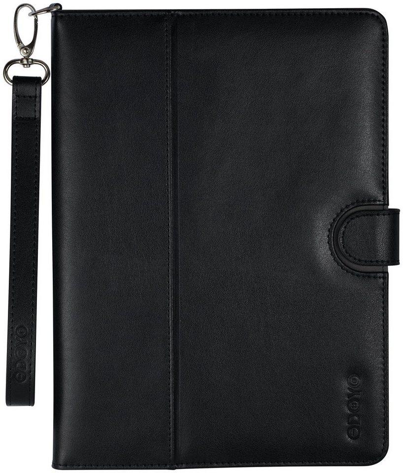 ODOYO Standetui für iPad Air (LeatherFolio) »Echtleder-Tasche« in schwarz