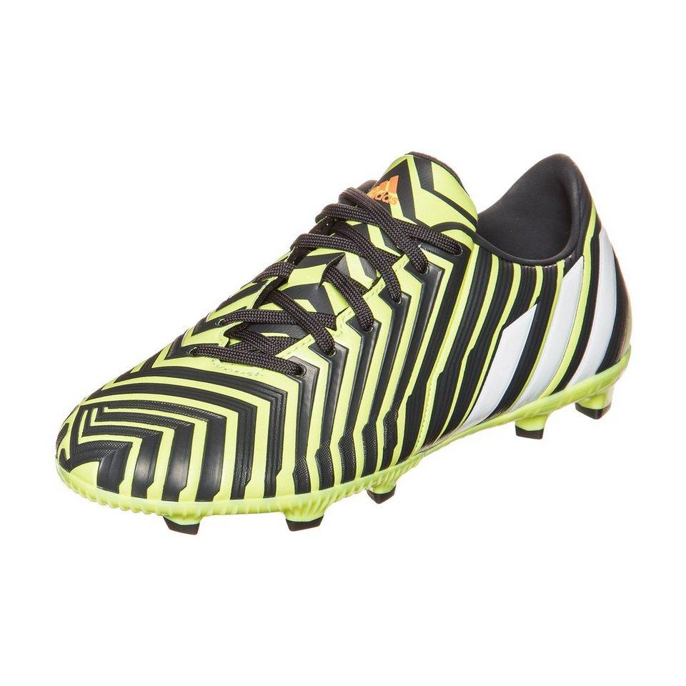 adidas Performance Absolado Instinct FG Fußballschuh Kinder in gelb / anthrazit