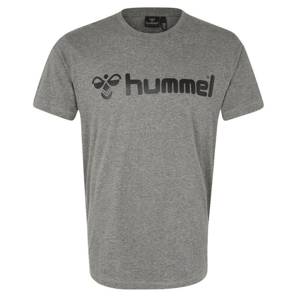 HUMMEL TEAMSPORT Classic Bee T-Shirt Herren in dunkelgrau