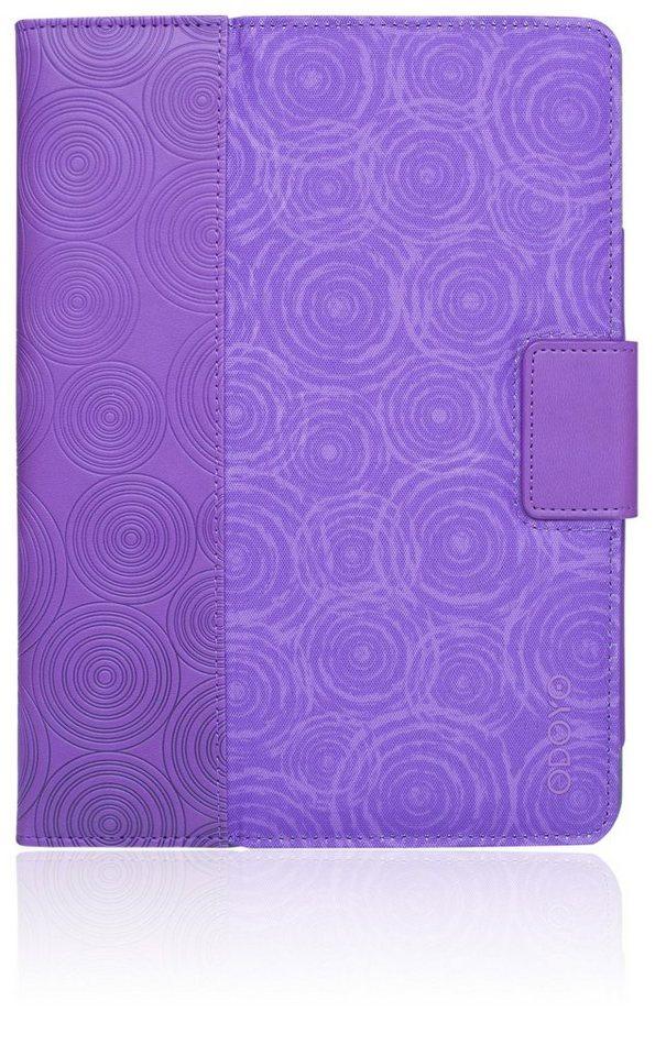 ODOYO Standetui für iPad Air (MasterArte) »Tablet-Schutzhülle mit Standfunktion« in lila