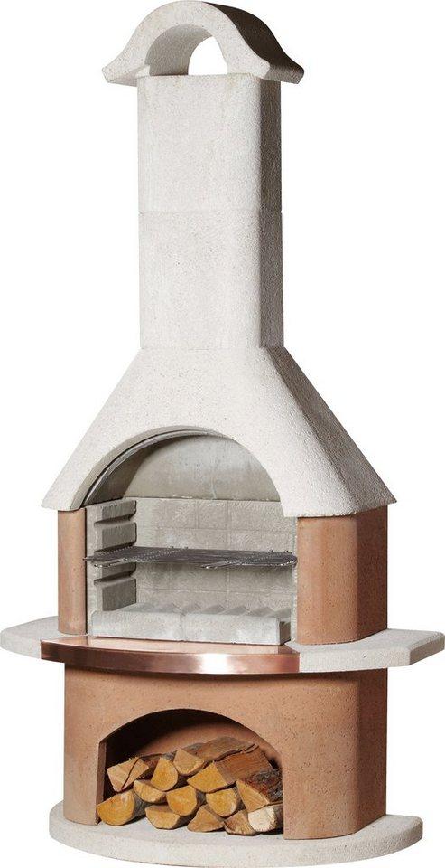 buschbeck grillkamin bologna online kaufen otto. Black Bedroom Furniture Sets. Home Design Ideas