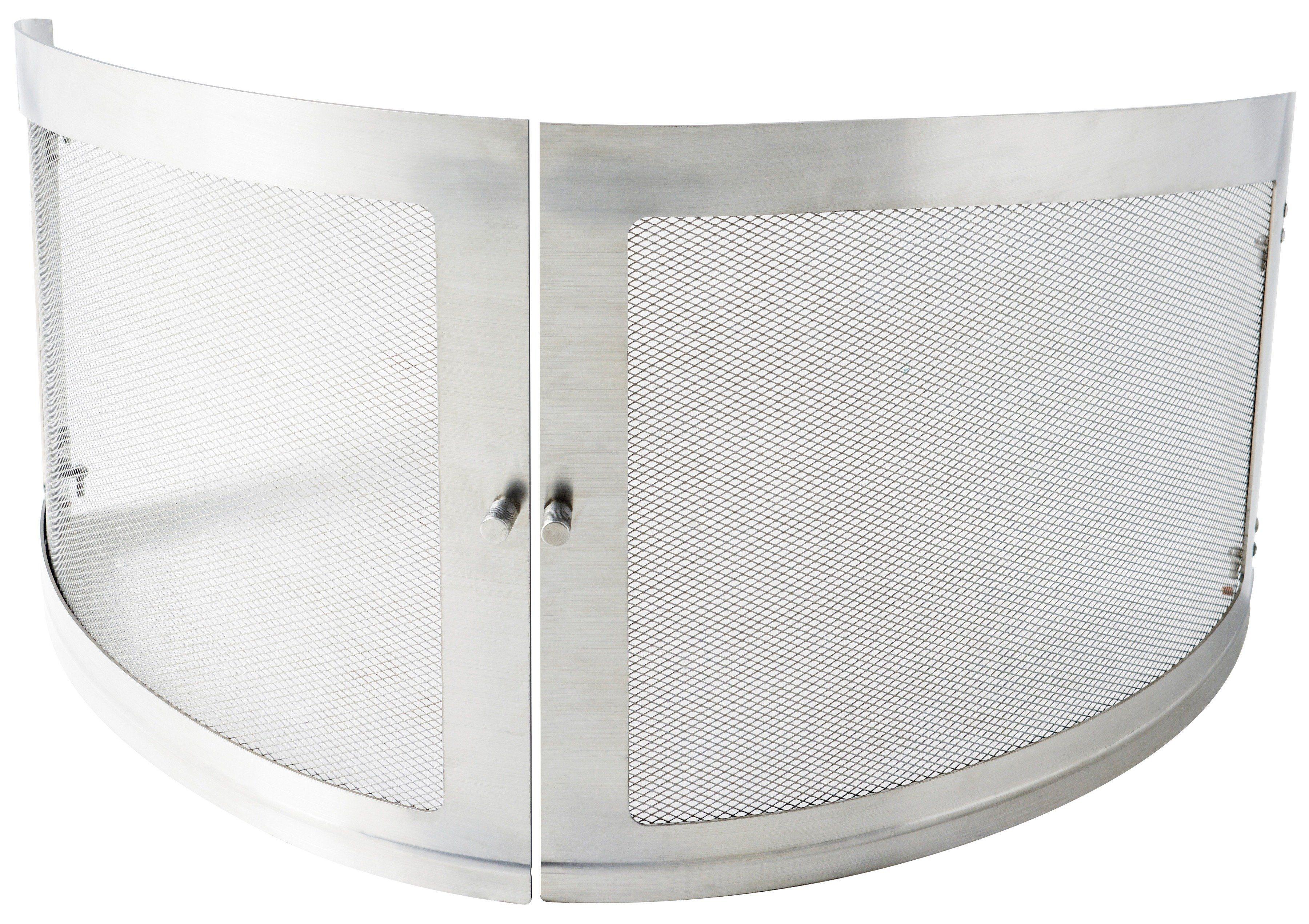 Funkenschutztür , für Gartenkamin »Asado«, BxT: 35x35 cm