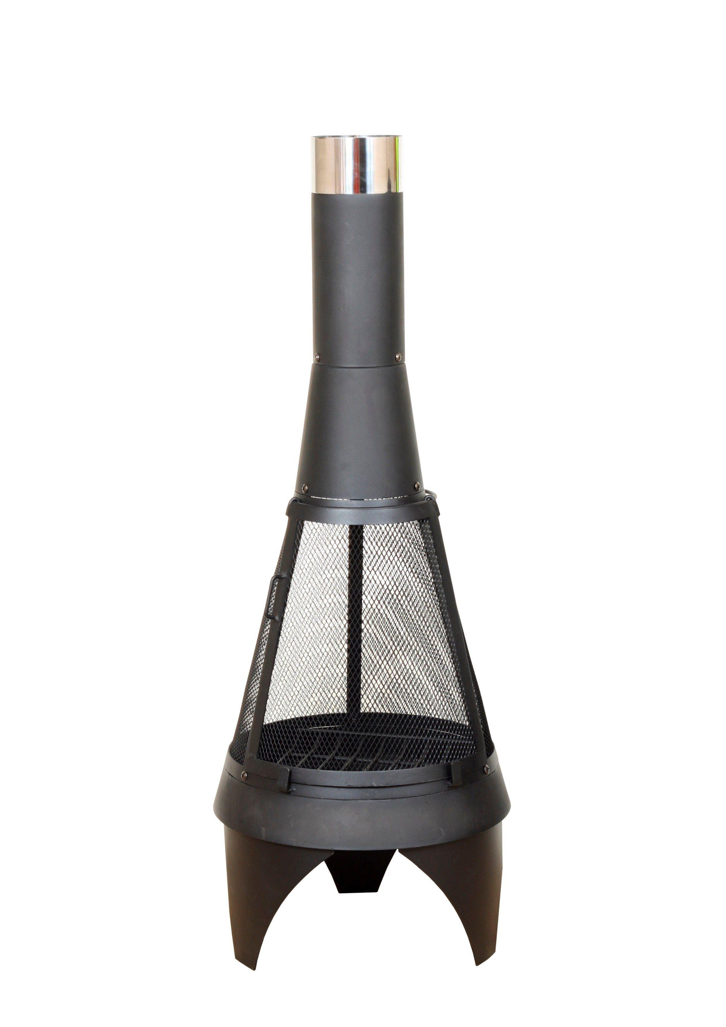BUSCHBECK Feuerstelle »Colorado Mesh 125«, Ø/H: 45/125 cm