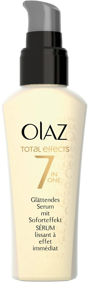 Olaz, »Total Effects«, Glättendes Serum mit Soforteffekt