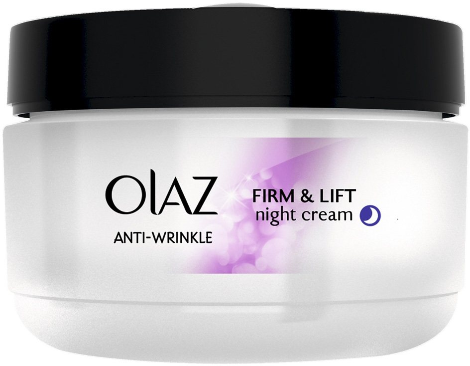 Olaz, »Anti-Falten Lift«, Nachtpflege mit Haut-Erneuerungs-Komplex