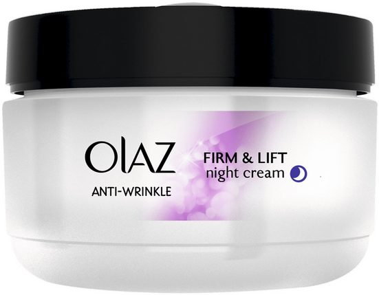 OLAZ Nachtcreme »Anti-Falten Lift«, mit Haut-Erneuerungs-Komplex