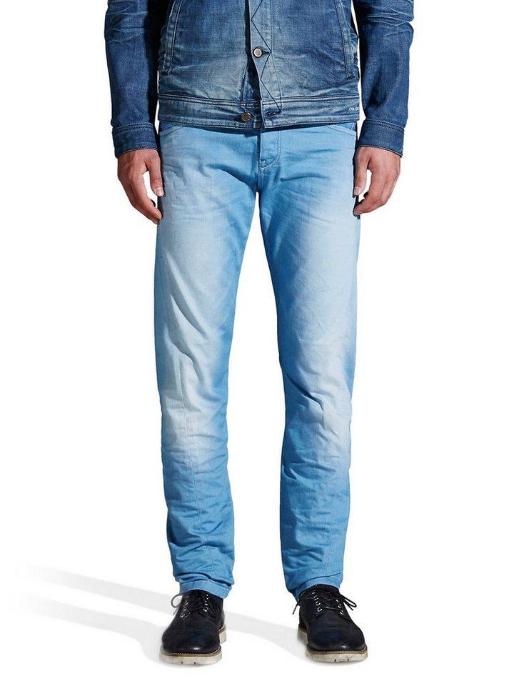 Jack & Jones Nick Lab BL 289 Regular fit jeans in Medium Blue Denim 1