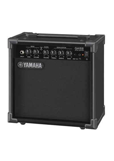 Yamaha »GA-15 II« Verstärker (Anzahl Kanäle: 2-Kanal, für Gitarren)
