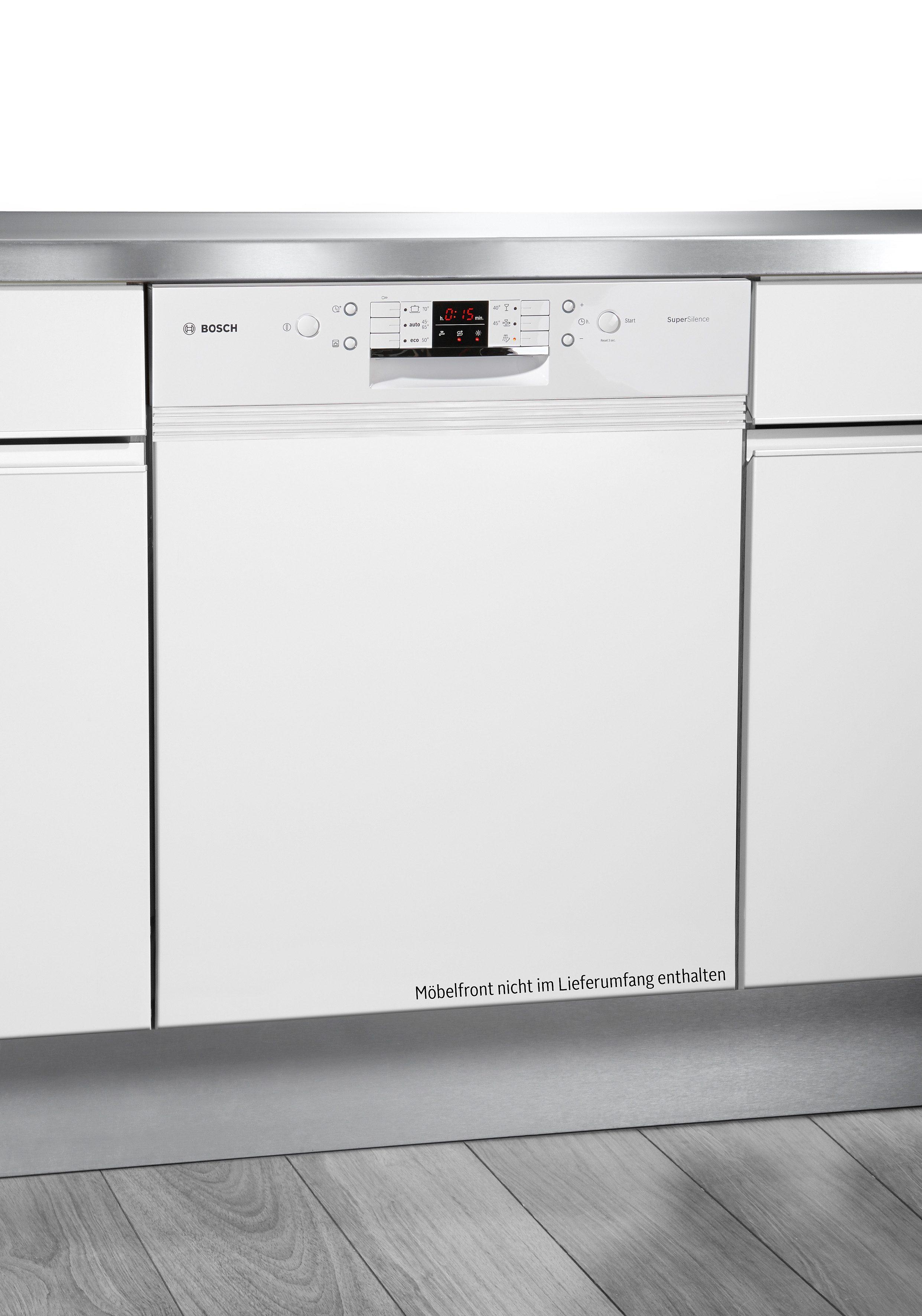 Bosch Integrierbarer Einbaugeschirrspüler SMI63N22EU, A++, 9,5 Liter