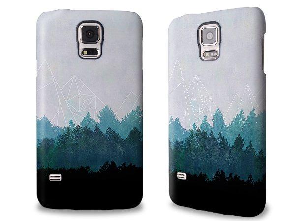 caseable Hülle / Case / Cover für Samsung Galaxy S5 mit Design