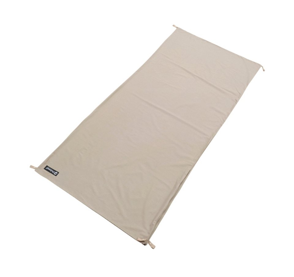 Outwell Schlafsack »Cotton Liner Single« in beige