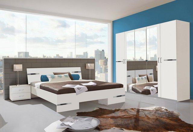 Schlafzimmer Sets - Wimex Schlafzimmer Set »Anna«, (Set, 4 tlg)  - Onlineshop OTTO