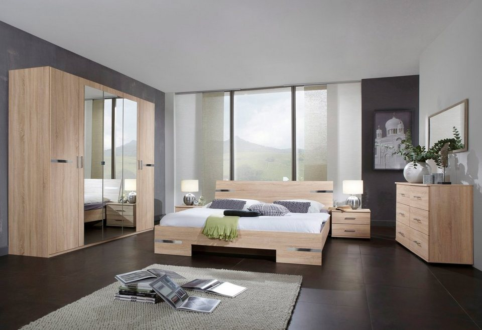 wimex schlafzimmer set anna 4 teilig kaufen otto. Black Bedroom Furniture Sets. Home Design Ideas