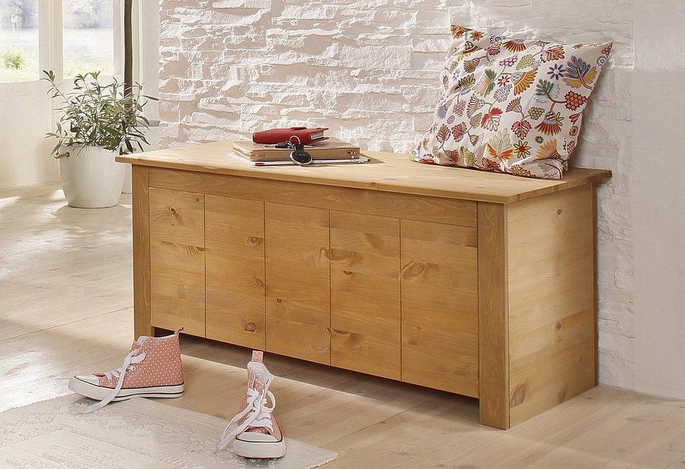 sitztruhe home affaire bertram online kaufen otto. Black Bedroom Furniture Sets. Home Design Ideas