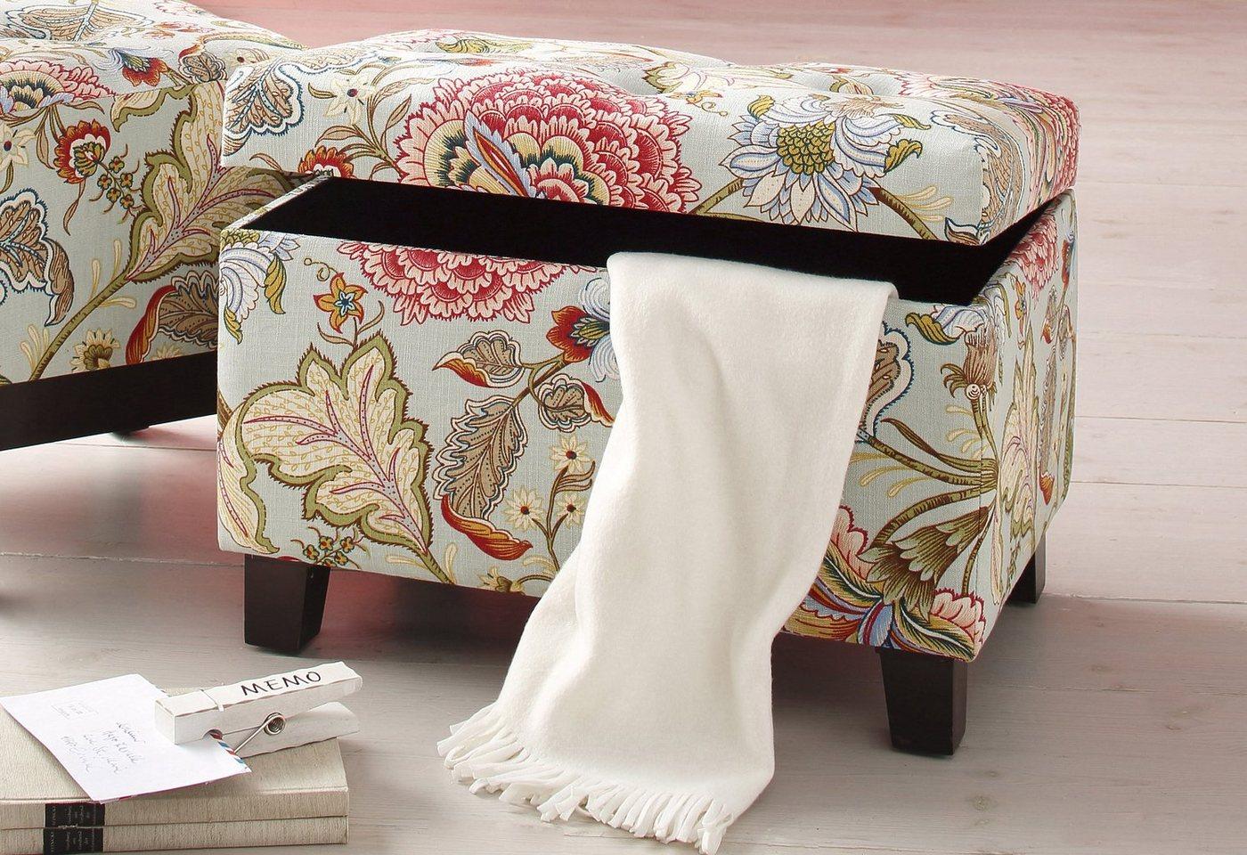 hocker mit deckel preisvergleiche erfahrungsberichte. Black Bedroom Furniture Sets. Home Design Ideas