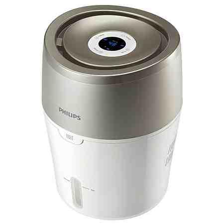 Philips Luftbefeuchter HU4803/01 mit hygienischer NanoCloud-Technologie