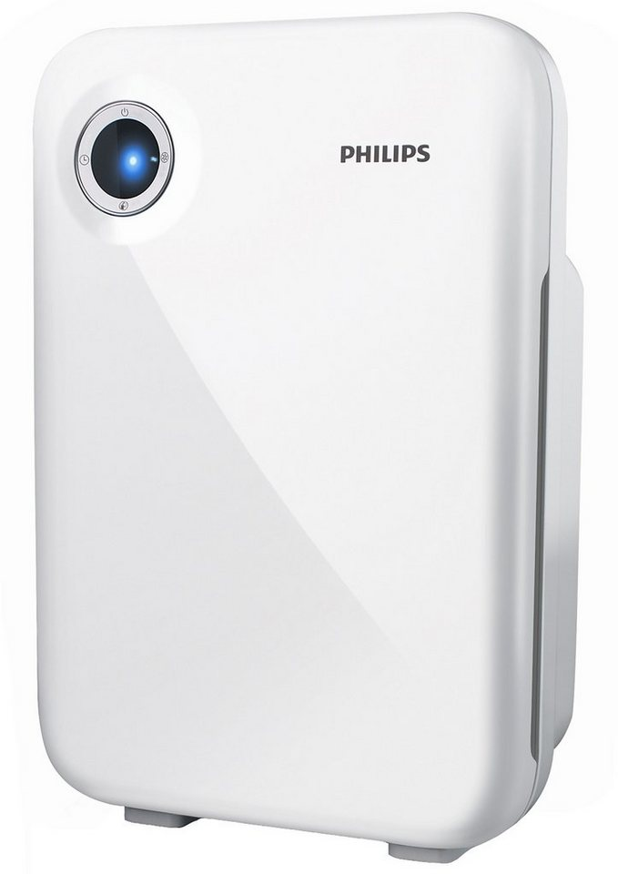 Philips Luftreiniger AC4012/10 insbesondere für Allergiker und Kinder in weiß