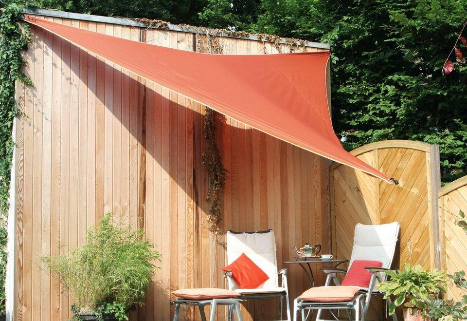 Sonnensegel Terracotta Bxl 360x360 Cm Kaufen Otto