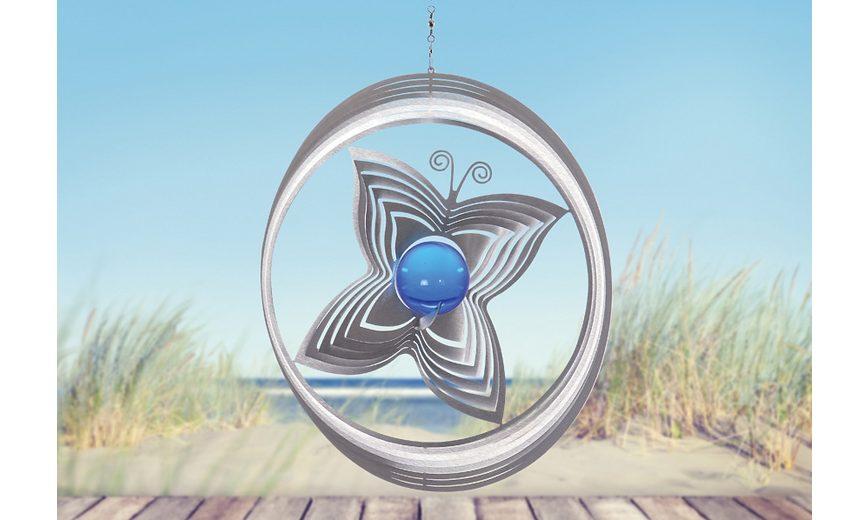 Windspiel, »Papillon«, ILLUMINO