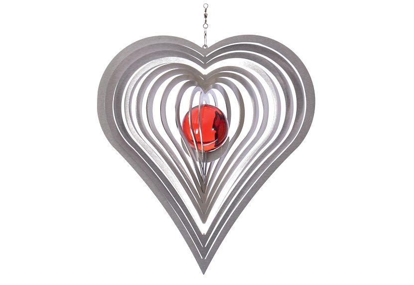 Windspiel, »Herz«, ILLUMINO