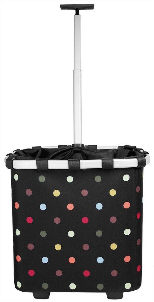 REISENTHEL® Carrycruiser »dots« in schwarz