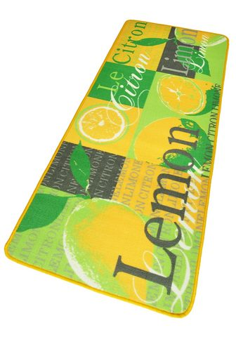 HANSE HOME Virtuvės kiliminis takelis »Lemon« rec...