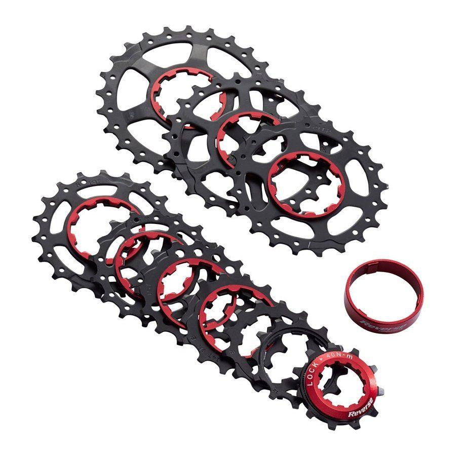 Reverse Fahrradkasetten »DH«