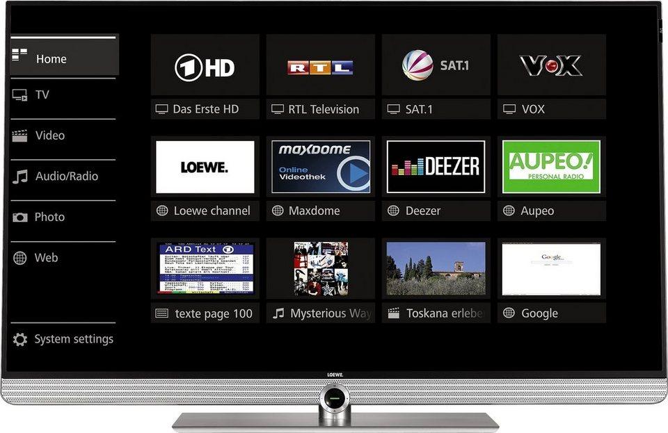 Loewe Art 40, LED Fernseher, 102 cm (40 Zoll), 2160p (4K Ultra HD ...