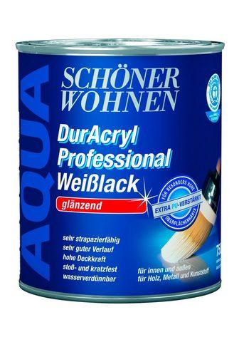 SCHÖNER WOHNEN KOLLEKTION Gražus Wohnen Farbe Weißlack »DurAcryl...