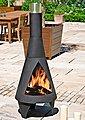 BUSCHBECK Feuerstelle »Colorado 160«, Ø/H: 60/160 cm, Bild 3
