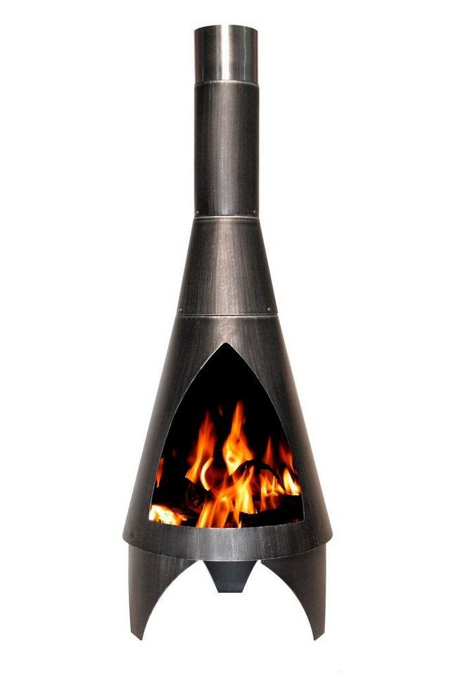 Feuerstelle »Colorado 160« in schwarz
