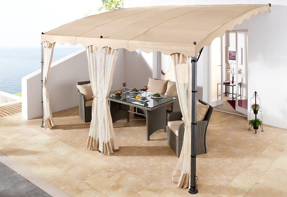 Seitenteile für Terrassendächer »Mallorca«