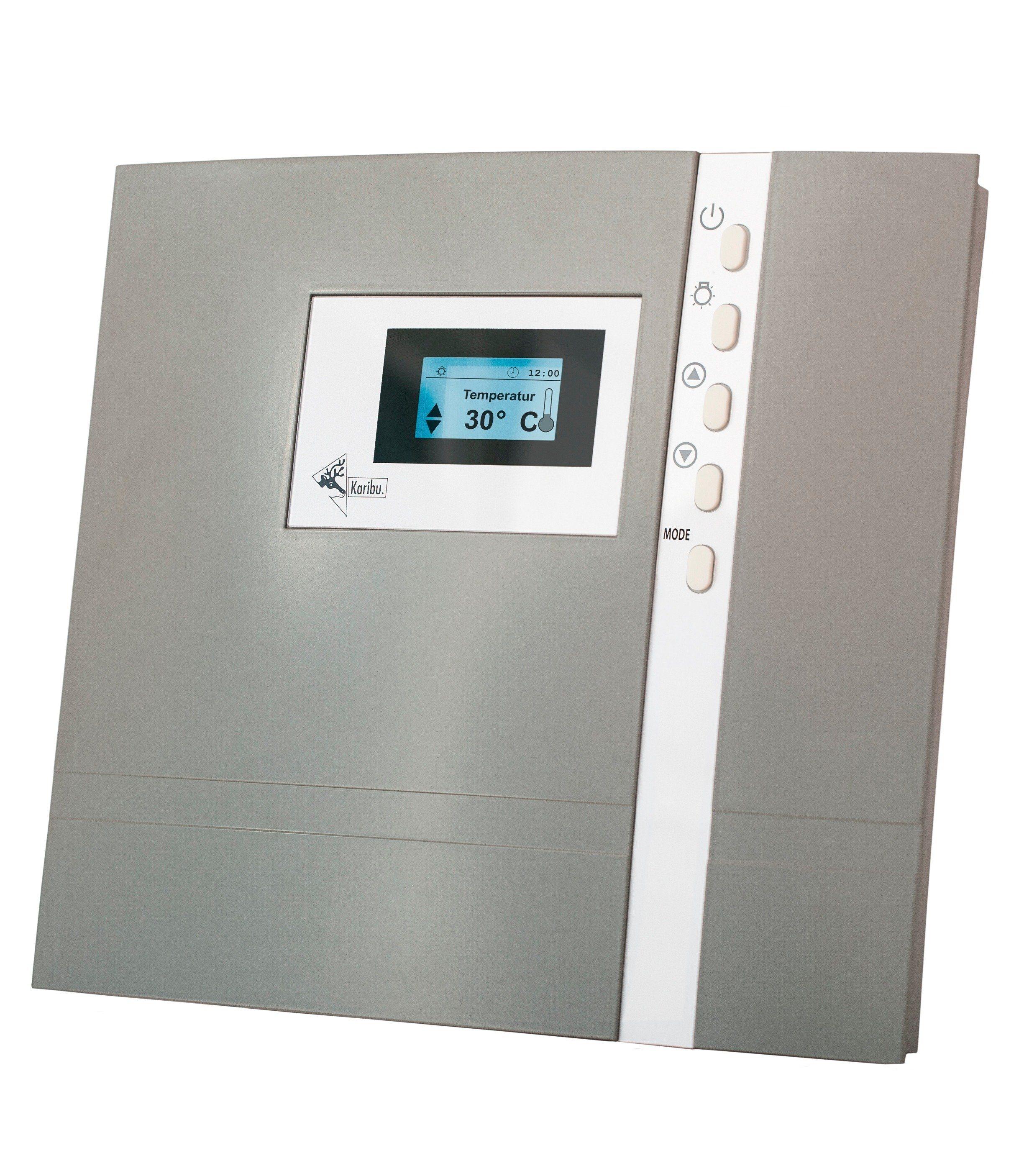 Sauna-Steuergerät »Premium Finnisch«, für Finnische Saunaöfen,extern, 9 kW