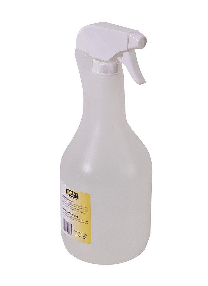 Desinfektionsmittel für Saunen, 1 l in weiß