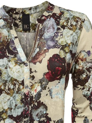B.C. BEST CONNECTIONS by Heine Shirtbluse mit Blumen