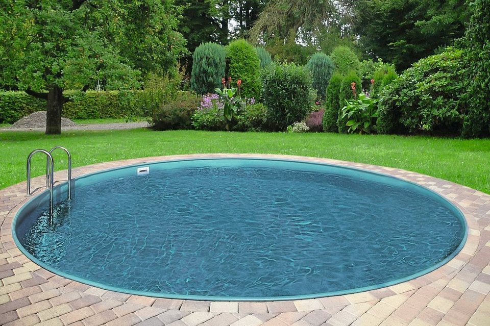 clear pool rundpool premium ibiza online kaufen otto. Black Bedroom Furniture Sets. Home Design Ideas