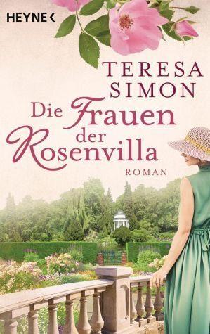 Broschiertes Buch »Die Frauen der Rosenvilla«