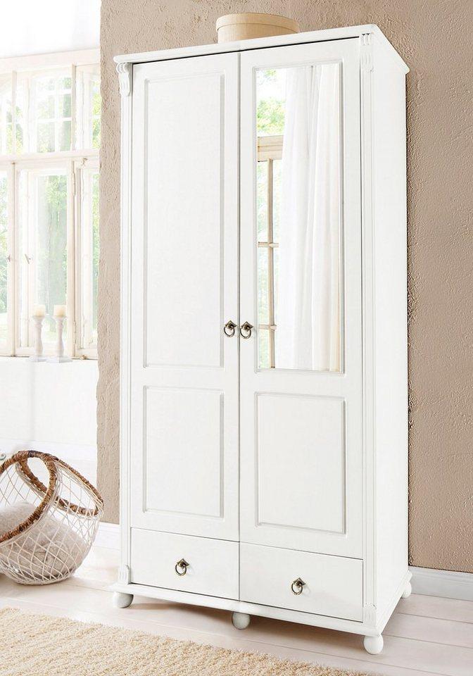Kleiderschrank Home Affaire Weiß : kleiderschrank home affaire tessin kaufen otto ~ Bigdaddyawards.com Haus und Dekorationen