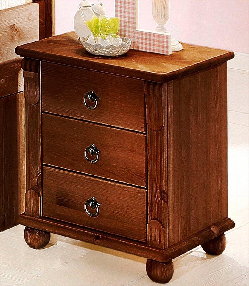 nachttisch home affaire tessin online kaufen otto. Black Bedroom Furniture Sets. Home Design Ideas