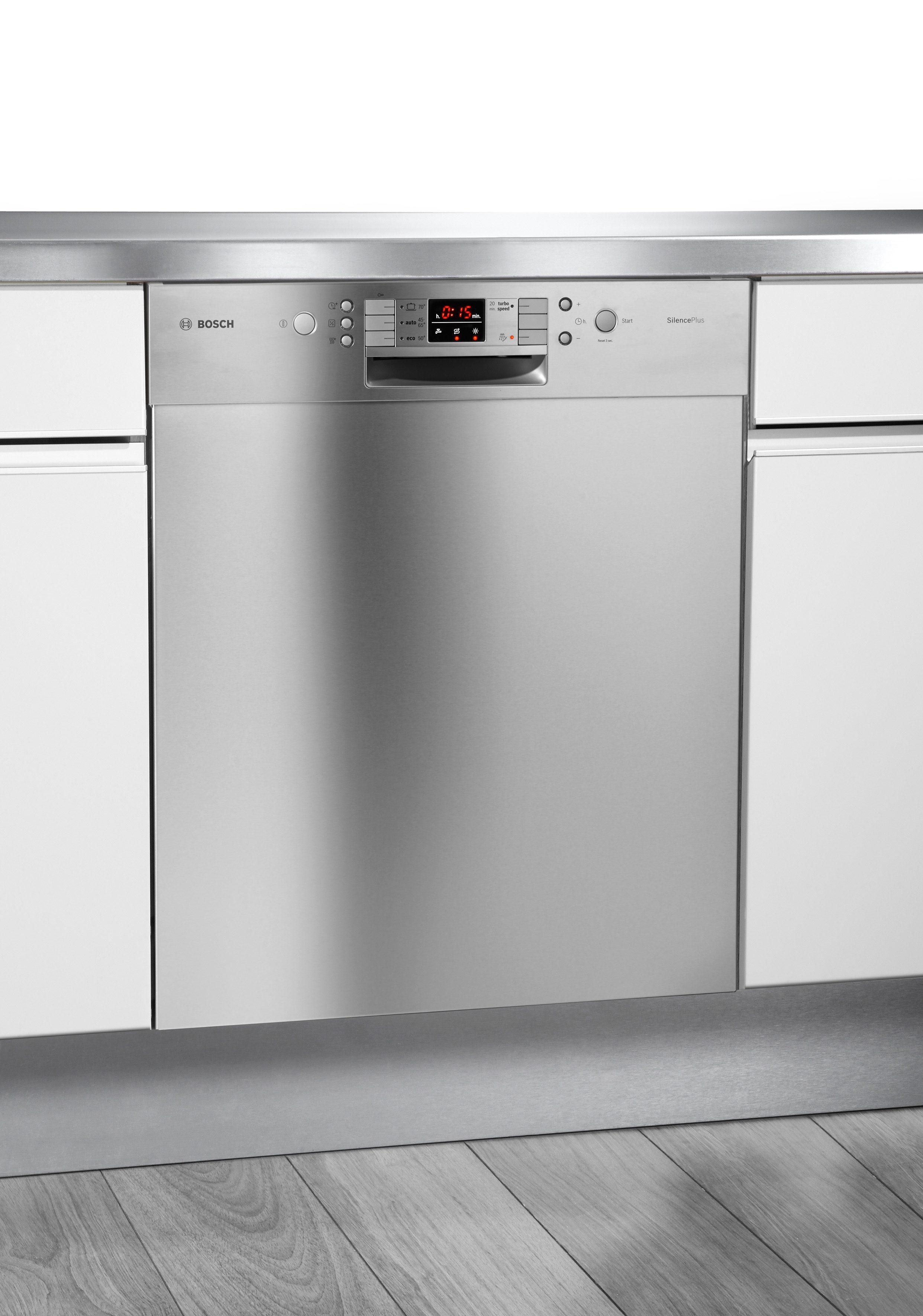 Bosch Unterbau-Geschirrspüler SMU53L65EU, A++, 7,5 Liter, 12 Maßgedecke