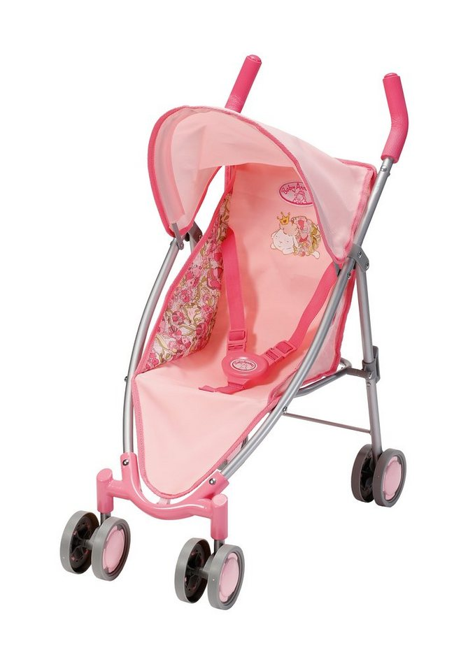 Puppenbuggy, »Baby Annabell®-Premium Buggy«, Zapf Creation in rosa