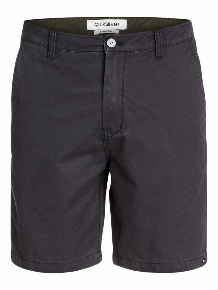 Quiksilver 21 Chino short mit Print »Everyday Chino Short« in tarmac