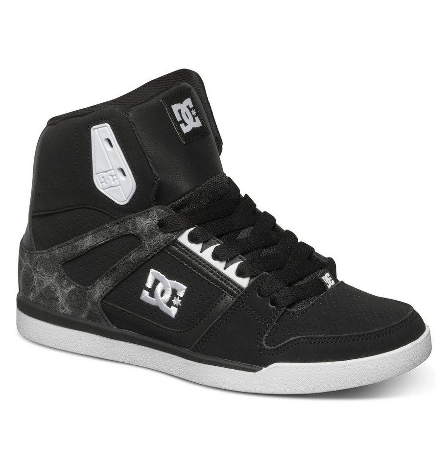 DC Shoes Hi Shoe »Rebound Slim High Se« in black