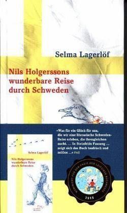 Gebundenes Buch »Nils Holgerssons wunderbare Reise durch Schweden«